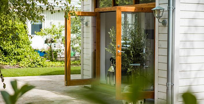Bosumhus - Hållbart byggande